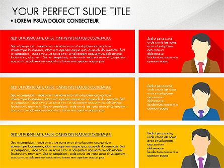 Company Profile with Data Driven Charts, Slide 6, 03189, Presentation Templates — PoweredTemplate.com