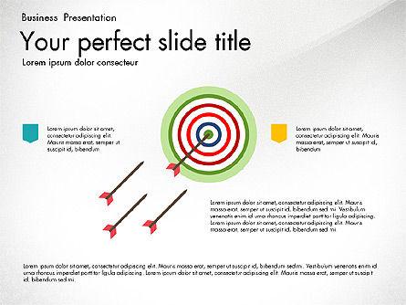 Mobile Application Management Presentation Diagram, Slide 4, 03191, Presentation Templates — PoweredTemplate.com