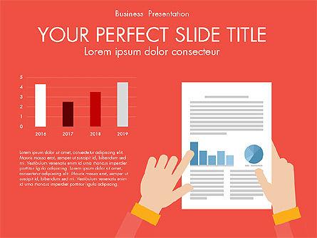 Marketing Project Management Presentation Template, Slide 16, 03200, Presentation Templates — PoweredTemplate.com