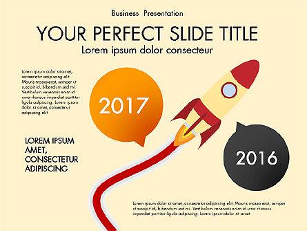 Marketing Project Management Presentation Template, Slide 3, 03200, Presentation Templates — PoweredTemplate.com