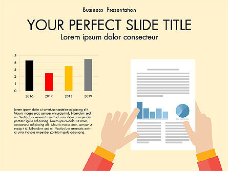 Marketing Project Management Presentation Template, Slide 8, 03200, Presentation Templates — PoweredTemplate.com
