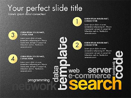 Content Manager Presentation Concept, Slide 11, 03203, Presentation Templates — PoweredTemplate.com