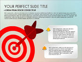 Presentation Templates: Marketing Project Presentation Concept #03204