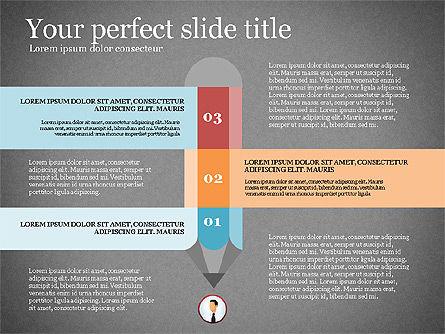 Business Presentation Infographic Toolbox, Slide 12, 03208, Infographics — PoweredTemplate.com