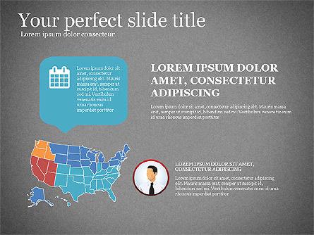 Business Presentation Infographic Toolbox, Slide 13, 03208, Infographics — PoweredTemplate.com