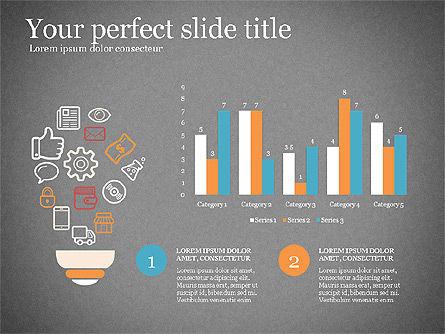 Business Presentation Infographic Toolbox, Slide 14, 03208, Infographics — PoweredTemplate.com