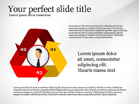 Business Presentation Infographic Toolbox, Slide 2, 03208, Infographics — PoweredTemplate.com