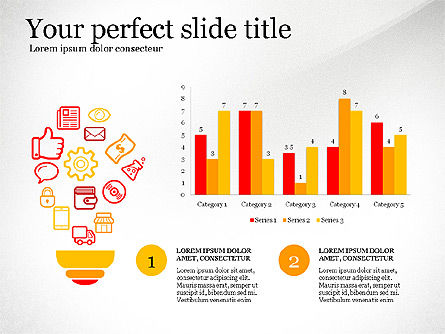 Business Presentation Infographic Toolbox, Slide 6, 03208, Infographics — PoweredTemplate.com