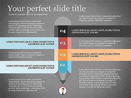 Business Presentation Infographic Toolbox, Slide 9, 03208, Infographics — PoweredTemplate.com