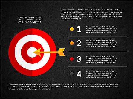 Marketing and Business Shapes, Slide 15, 03211, Shapes — PoweredTemplate.com