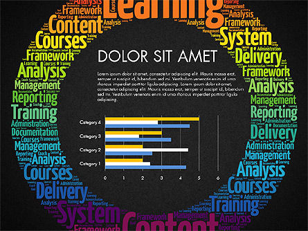 Learning Presentation Concept, Slide 12, 03212, Education Charts and Diagrams — PoweredTemplate.com