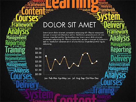 Learning Presentation Concept, Slide 13, 03212, Education Charts and Diagrams — PoweredTemplate.com