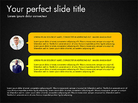 Communication Concept, Slide 10, 03213, Business Models — PoweredTemplate.com