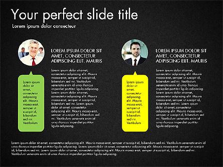 Communication Concept, Slide 11, 03213, Business Models — PoweredTemplate.com