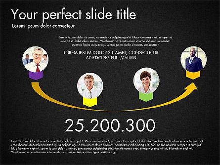 Communication Concept, Slide 13, 03213, Business Models — PoweredTemplate.com