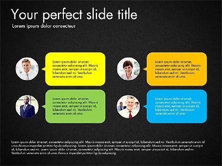 Communication Concept, Slide 16, 03213, Business Models — PoweredTemplate.com