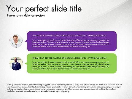 Communication Concept, Slide 2, 03213, Business Models — PoweredTemplate.com