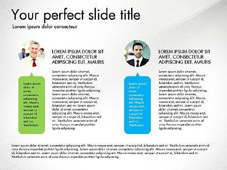 Communication Concept, Slide 3, 03213, Business Models — PoweredTemplate.com