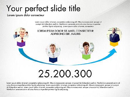 Communication Concept, Slide 5, 03213, Business Models — PoweredTemplate.com