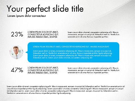 Communication Concept, Slide 6, 03213, Business Models — PoweredTemplate.com