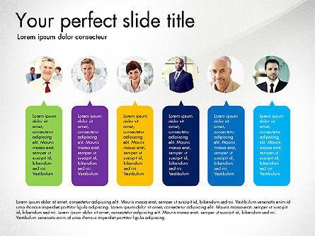 Communication Concept, Slide 7, 03213, Business Models — PoweredTemplate.com