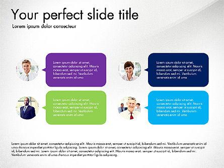 Communication Concept, Slide 8, 03213, Business Models — PoweredTemplate.com
