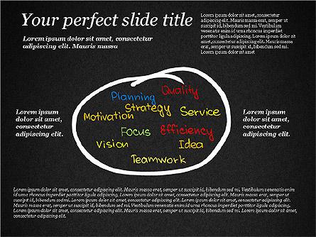 Motivation Quotes Presentation Template, Slide 12, 03218, Business Models — PoweredTemplate.com