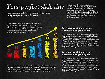 Motivation Quotes Presentation Template, Slide 15, 03218, Business Models — PoweredTemplate.com
