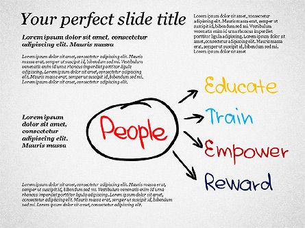 Motivation Quotes Presentation Template, Slide 5, 03218, Business Models — PoweredTemplate.com