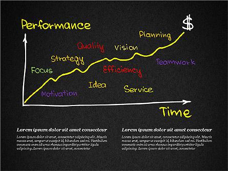 Motivation Quotes Presentation Template, Slide 9, 03218, Business Models — PoweredTemplate.com