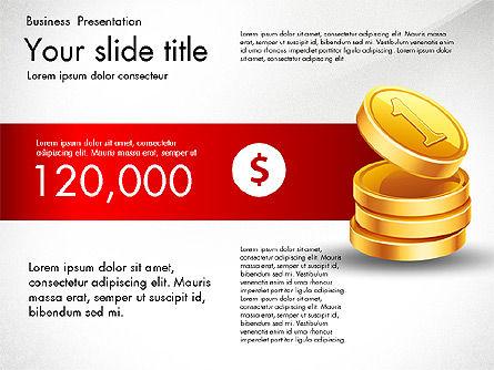 Financial Brief Infographics Deck Slide 2