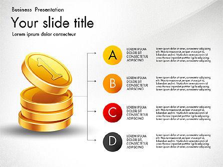 Financial Brief Infographics Deck Slide 4