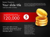 Financial Brief Infographics Deck#10