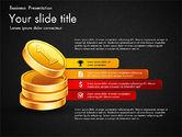 Financial Brief Infographics Deck#14