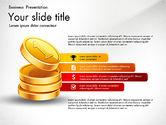 Financial Brief Infographics Deck#6
