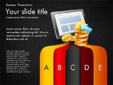 Financial Brief Infographics Deck#9