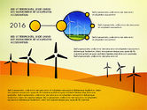 Presentation Templates: Wind Energy Presentation Template #03227