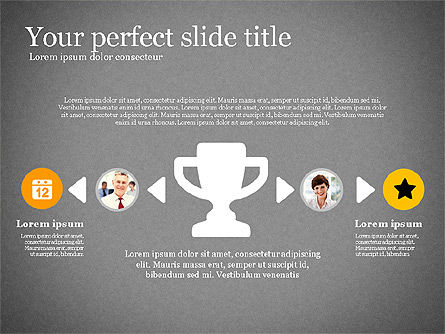 Business Team Presentation Deck, Slide 15, 03228, Shapes — PoweredTemplate.com