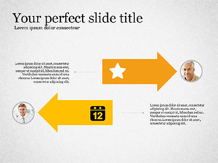 Business Team Presentation Deck, Slide 5, 03228, Shapes — PoweredTemplate.com