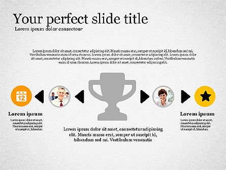 Business Team Presentation Deck, Slide 7, 03228, Shapes — PoweredTemplate.com