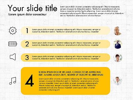 Team Roles Presentation Concept, Slide 5, 03229, Presentation Templates — PoweredTemplate.com