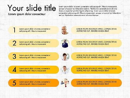 Team Roles Presentation Concept, Slide 7, 03229, Presentation Templates — PoweredTemplate.com