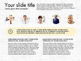 Presentation Templates: Team Roles Presentation Concept #03229
