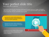 Online Training Presentation Template#15