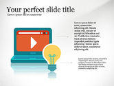 Online Training Presentation Template#3