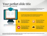 Online Training Presentation Template#4