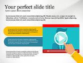 Online Training Presentation Template#7