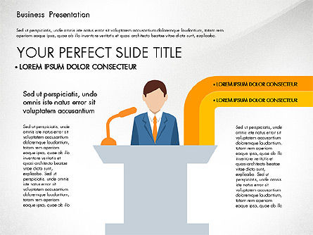 Online Course Presentation Concept, Slide 7, 03233, Education Charts and Diagrams — PoweredTemplate.com
