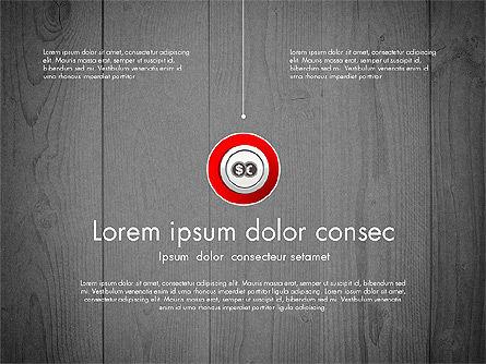 Startup Timeline Concept Diagram, Slide 13, 03234, Timelines & Calendars — PoweredTemplate.com