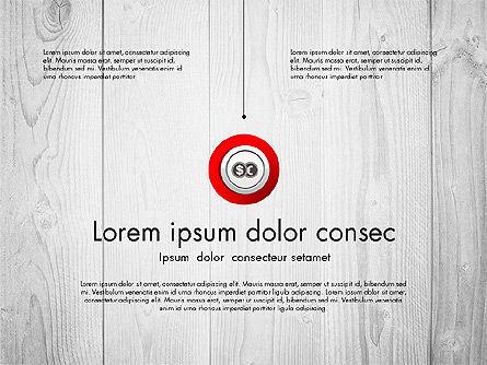 Startup Timeline Concept Diagram, Slide 5, 03234, Timelines & Calendars — PoweredTemplate.com